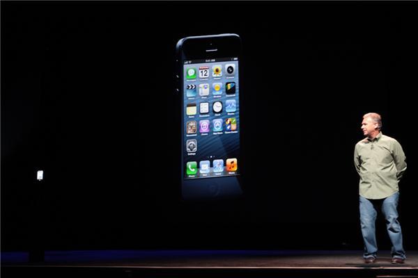 新iPhone「iPhone5」をAppleが発表