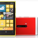 Nokia Windows Phone 8 搭載 Lumia 920 を発表