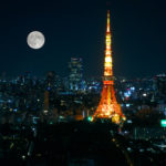 やっぱり東京タワーは最高!ミラーレスα5100と単焦点レンズ(SEL35F18)で最高の一枚を