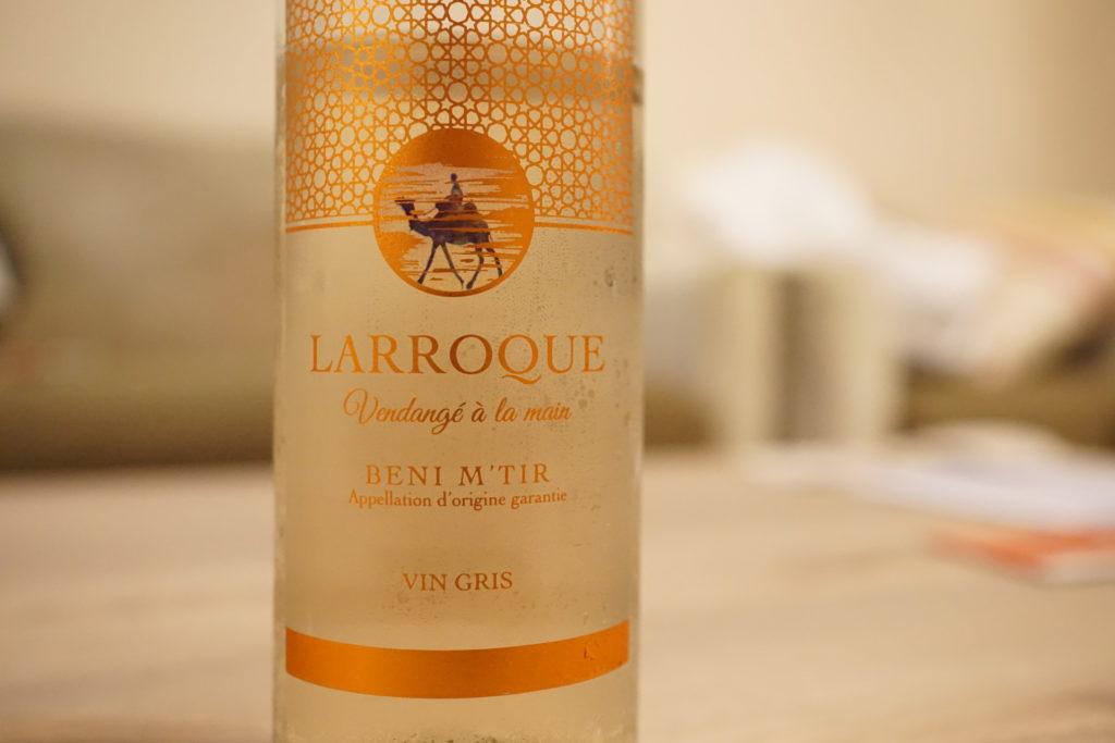 モロッコ ワイン LARROQUE