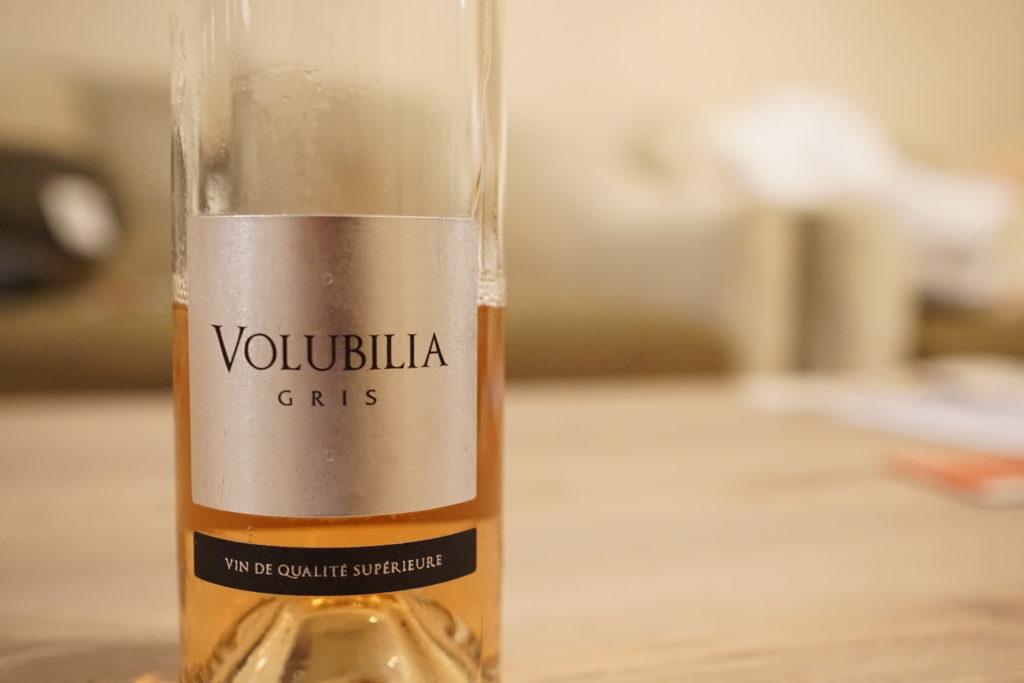 モロッコ ワイン VOLUBILIA