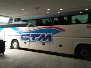 モロッコ バス CTM