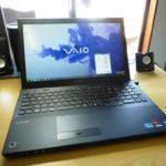 大型モバイルパソコン、VAIO SEシリーズを購入