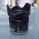 【コスパ最強】背景ボケがキレイなf1.8の単焦点レンズSEL35F18を購入
