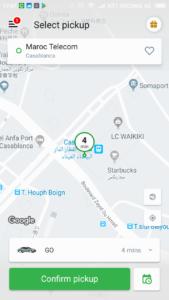 Careem登録