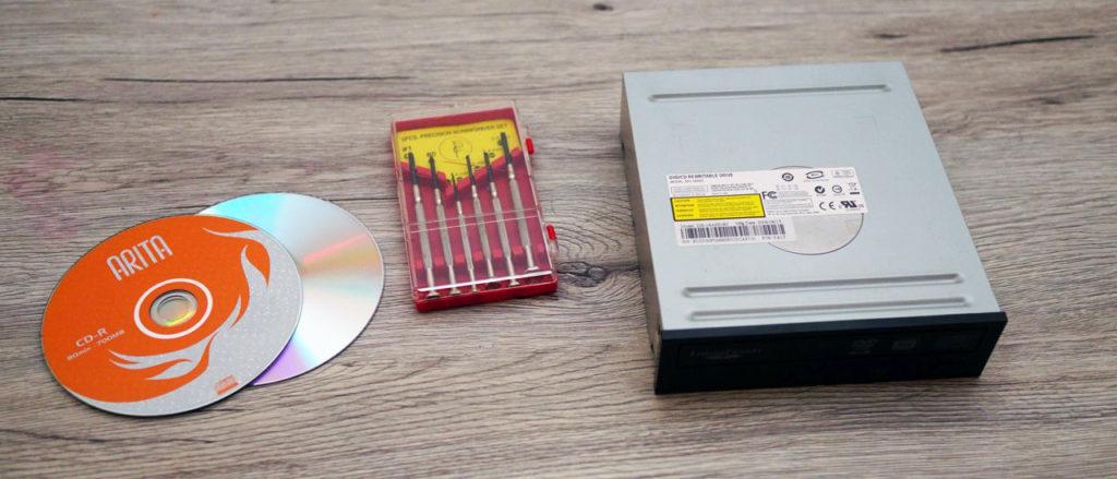CD・DVD・精密ドライバー・光学ドライブ