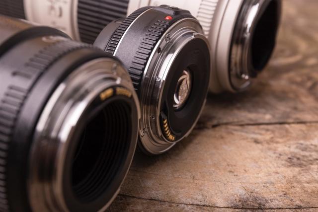 レンズ資産